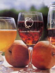 Cidre et pommeau de normandie
