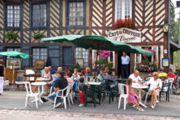 Restaurants route du cidre
